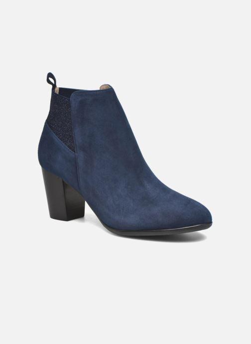 Bottines et boots JB MARTIN Charmel Bleu vue détail/paire