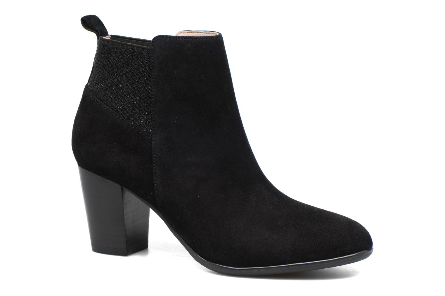 Ankle boots JB MARTIN Charmel Black detailed view/ Pair view