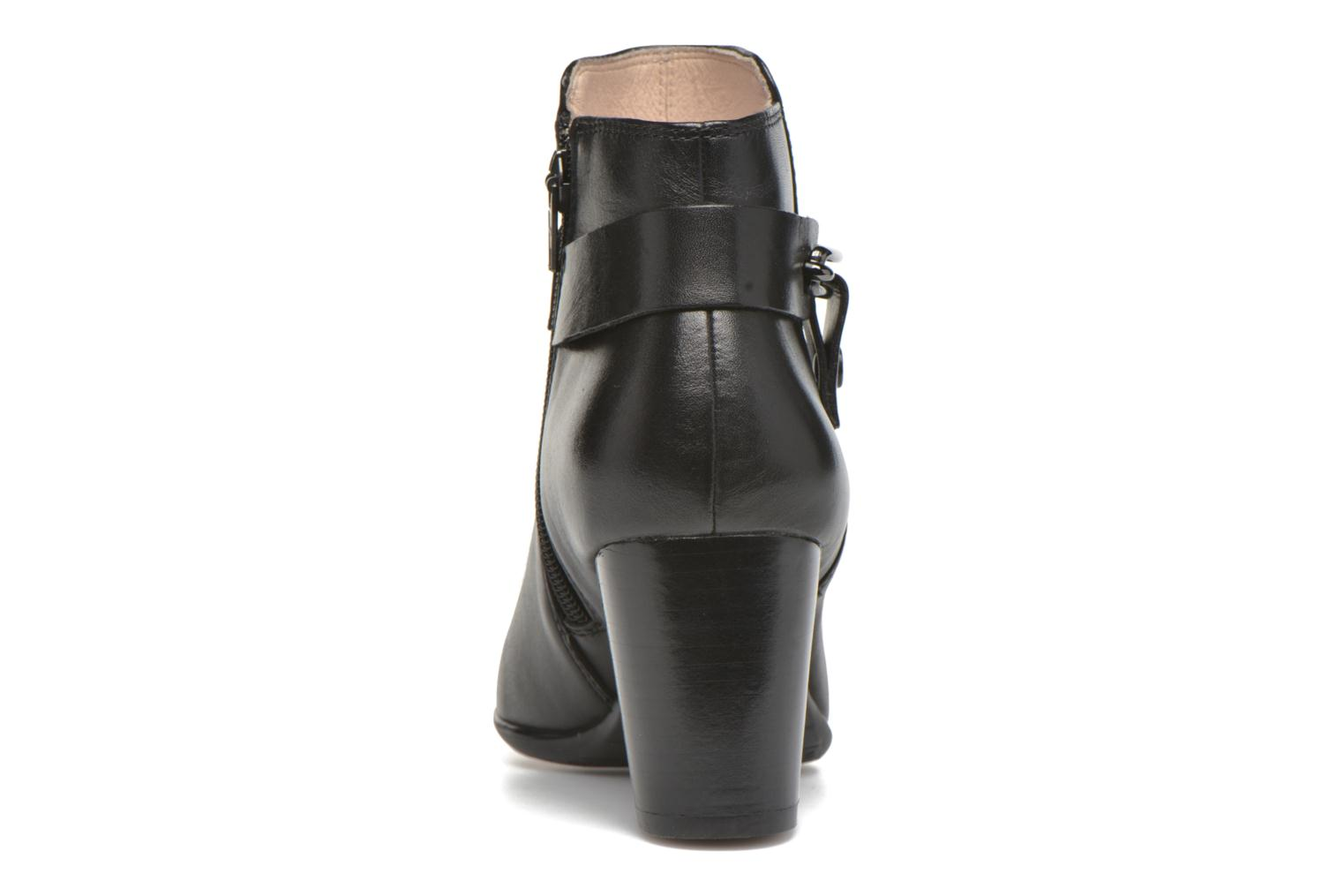Ankle boots JB MARTIN Catane Black view from the right