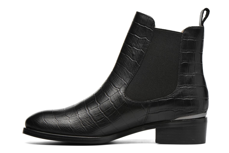 Bottines et boots JB MARTIN Alkes Noir vue face