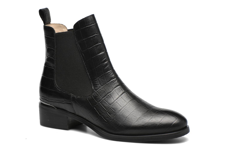 Bottines et boots JB MARTIN Alkes Noir vue détail/paire