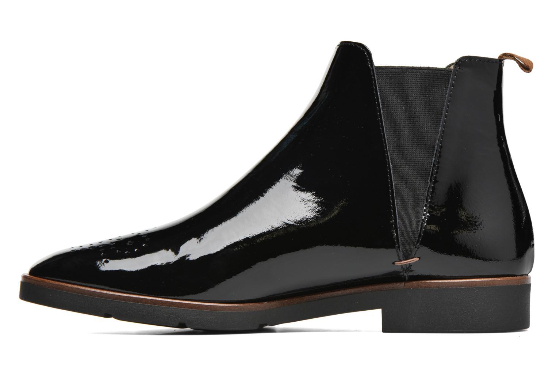 Bottines et boots JB MARTIN 1Forum Noir vue face
