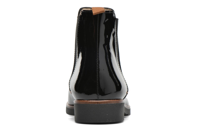 Bottines et boots JB MARTIN 1Forum Noir vue droite