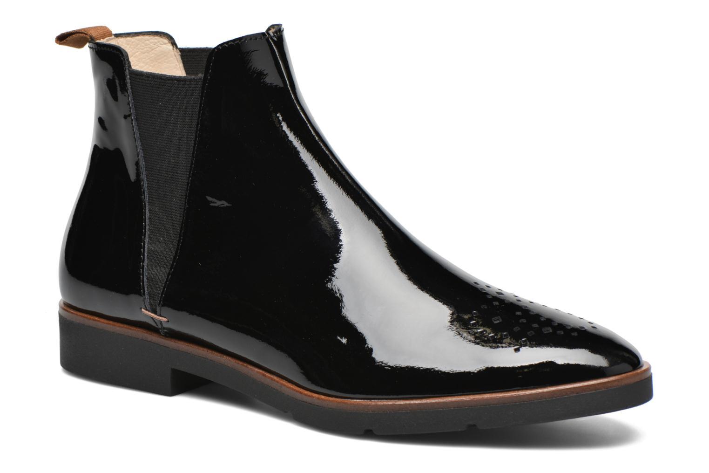 Bottines et boots JB MARTIN 1Forum Noir vue détail/paire