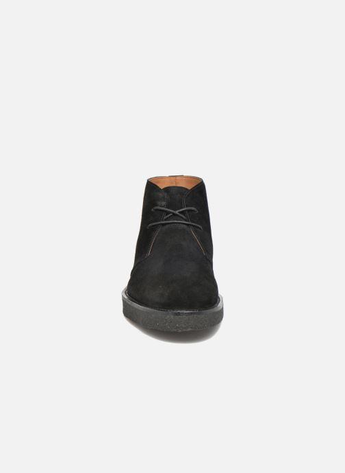 Chaussures à lacets Opening Ceremony LEOH Noir vue portées chaussures