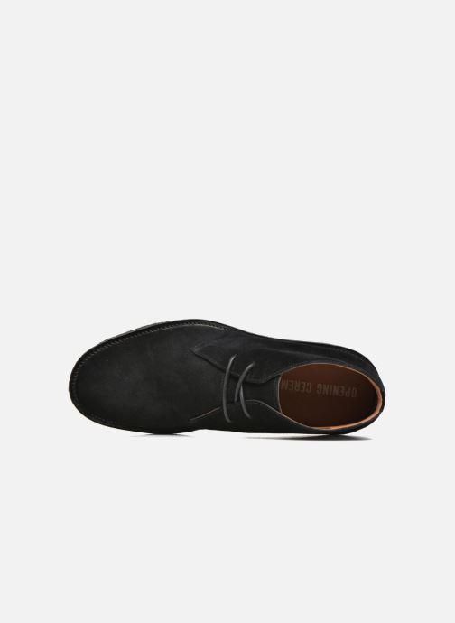 Chaussures à lacets Opening Ceremony LEOH Noir vue gauche