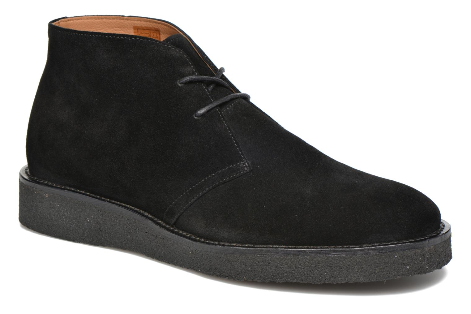 Leoh 91 Black Suede Ceremony Opening OAvq5A