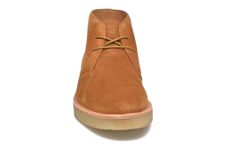 Chaussures à lacets Opening Ceremony LEOH Marron vue portées chaussures