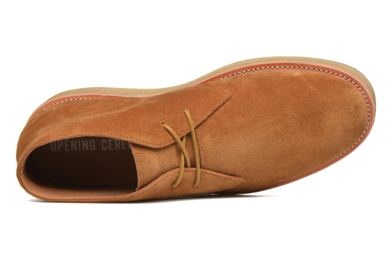 Chaussures à lacets Opening Ceremony LEOH Marron vue gauche