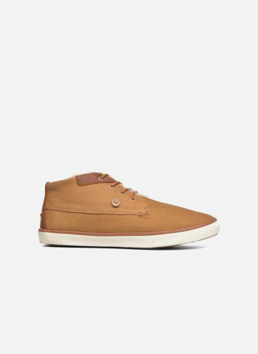 Chaussures à lacets Faguo Wattle 03 Marron vue derrière