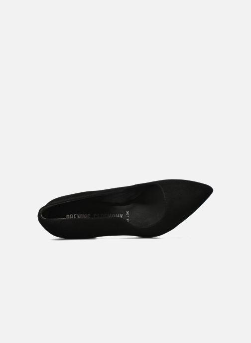 Zapatos de tacón Opening Ceremony GETTA Negro vista lateral izquierda