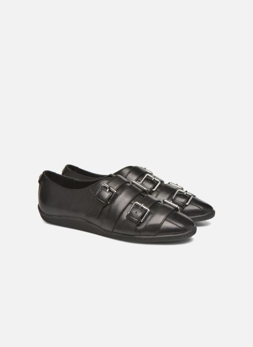Loafers Opening Ceremony NOVVA Black 3/4 view