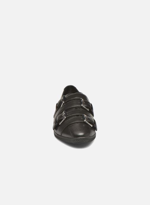 Mocassins Opening Ceremony NOVVA Noir vue portées chaussures
