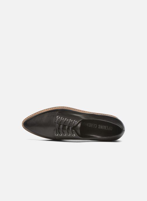 Chaussures à lacets Opening Ceremony ELEANORA II Noir vue gauche