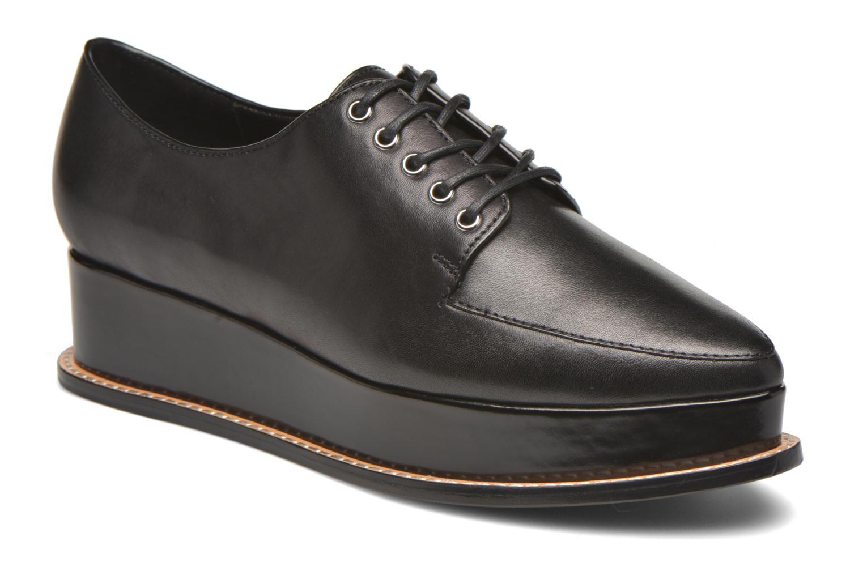 Chaussures à lacets Opening Ceremony ELEANORA II Noir vue détail/paire