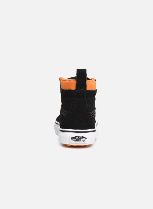 Baskets Vans SK8-Hi MTE K Noir vue droite