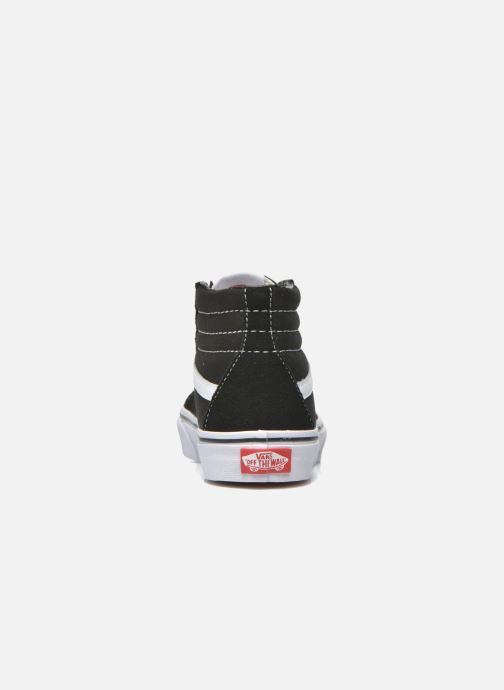 Sneakers Vans SK8-Hi K Zwart rechts