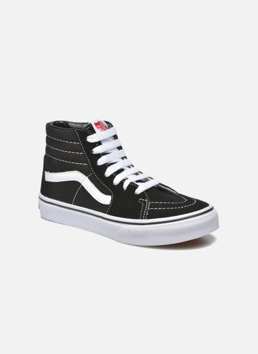 Sneakers Vans SK8-Hi K Zwart detail