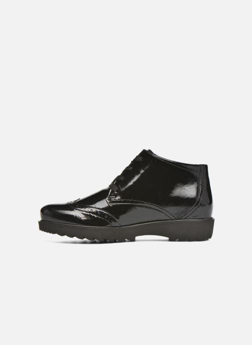 Chaussures à lacets Ara Malmo 41570 Noir vue face