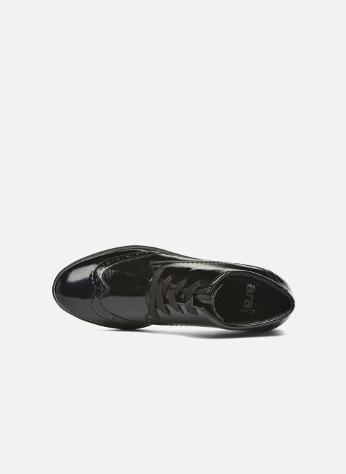 Chaussures à lacets Ara Malmo 41570 Noir vue gauche