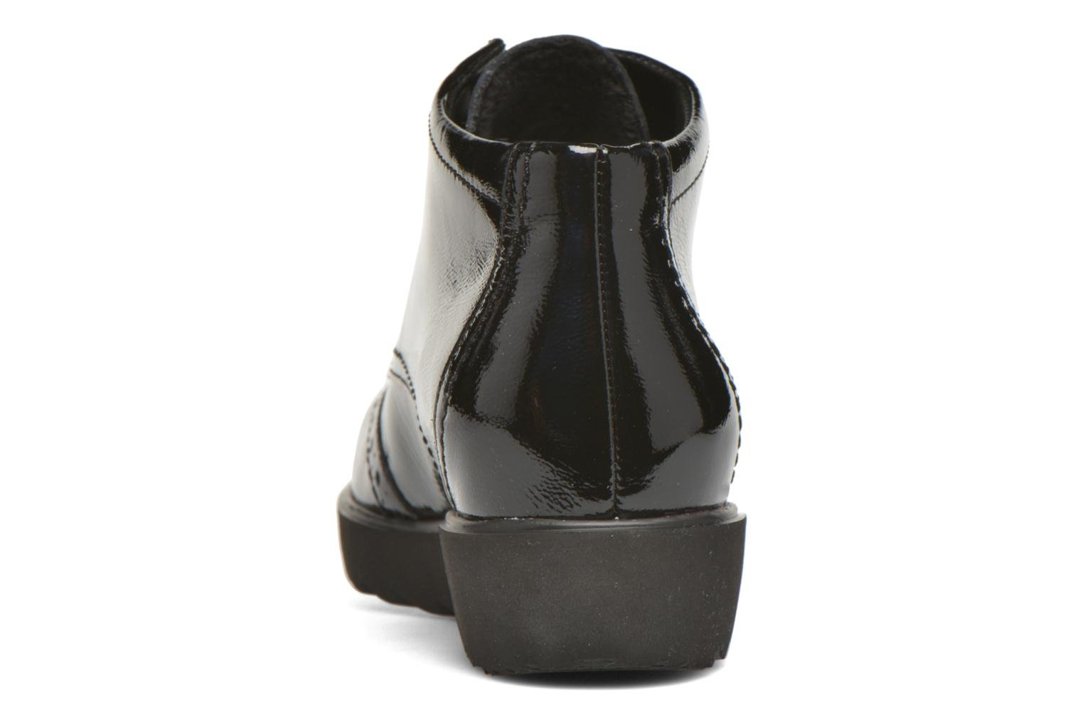 Lace-up shoes Ara Malmo 41570 Black view from the right