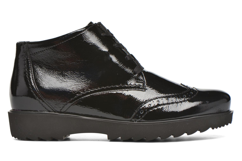 Lace-up shoes Ara Malmo 41570 Black back view