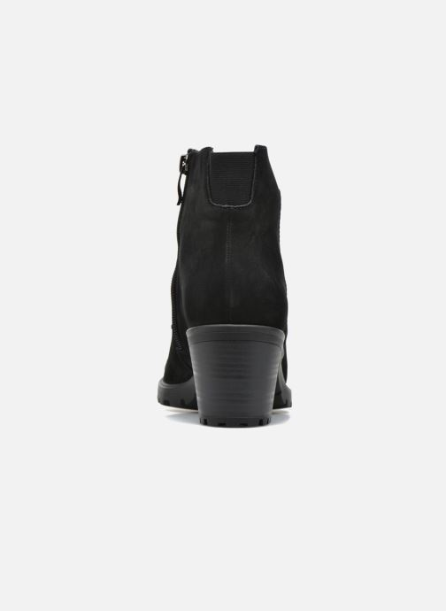 Ankle boots Ara Mantova 47330 Black view from the right