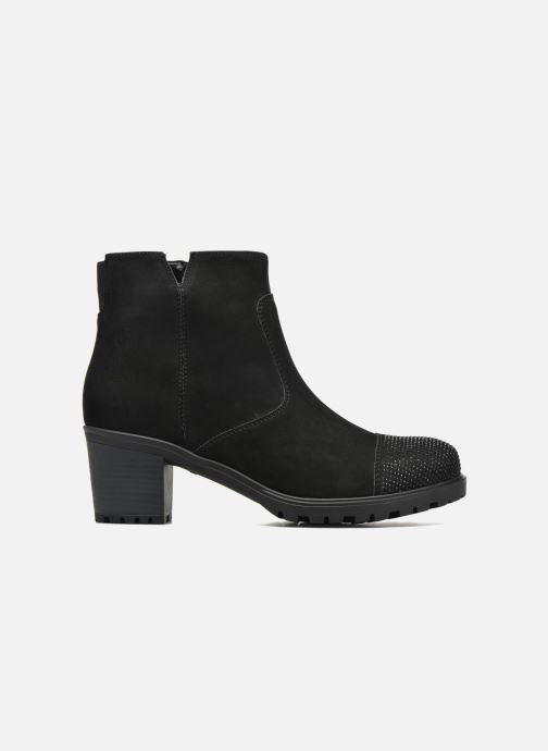 Ankle boots Ara Mantova 47330 Black back view