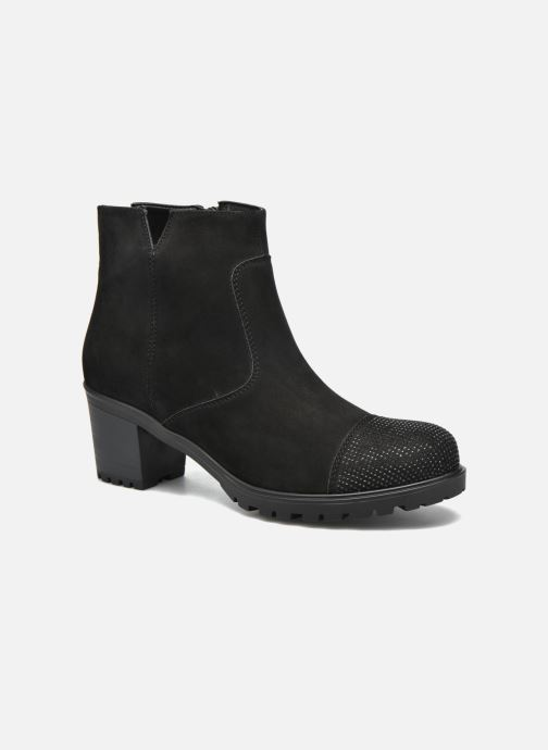 Ankle boots Ara Mantova 47330 Black detailed view/ Pair view