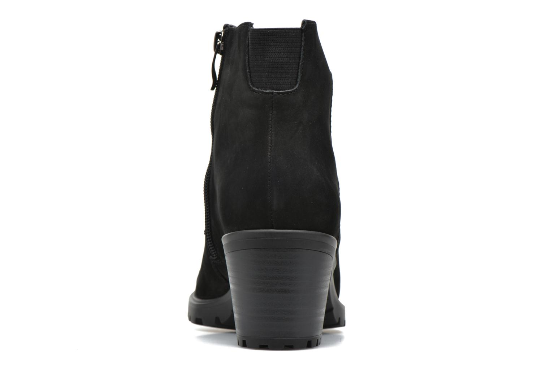 Boots en enkellaarsjes Ara Mantova 47330 Zwart rechts