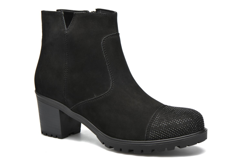 Boots en enkellaarsjes Ara Mantova 47330 Zwart detail