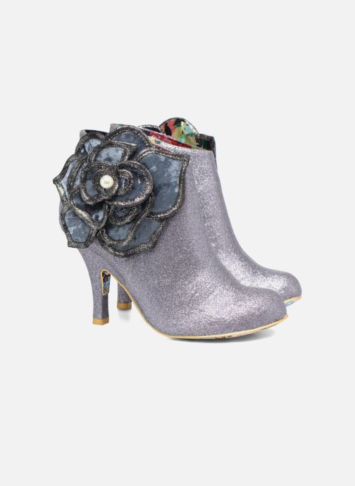 Boots en enkellaarsjes Irregular Choice Pearl Necture Zilver 3/4'