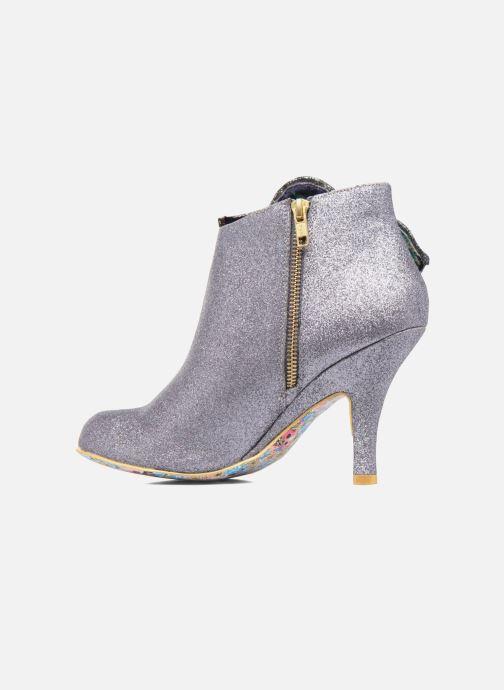 Boots en enkellaarsjes Irregular Choice Pearl Necture Zilver voorkant