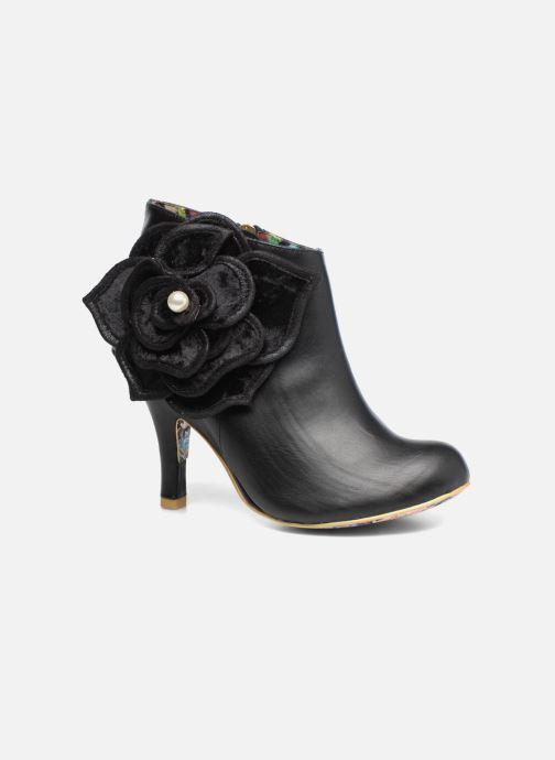 9ec4c84bfbb Bottines et boots Irregular Choice Pearl Necture Noir vue détail paire