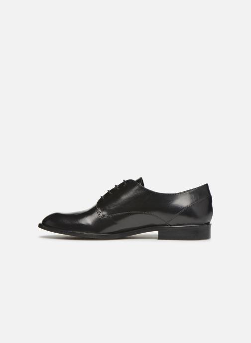 Zapatos con cordones Jonak 2545 Negro vista de frente