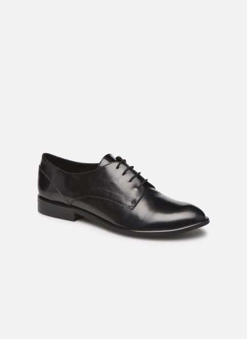 Zapatos con cordones Jonak 2545 Negro vista de detalle / par