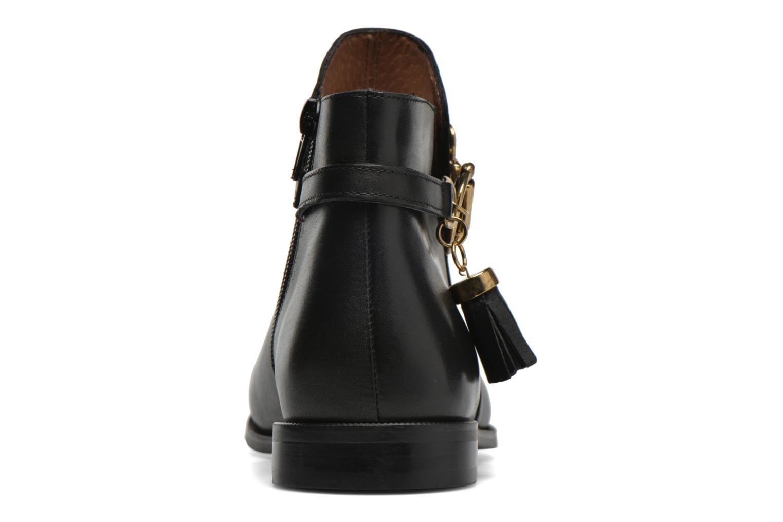 Bottines et boots Jonak Dotal Noir vue droite