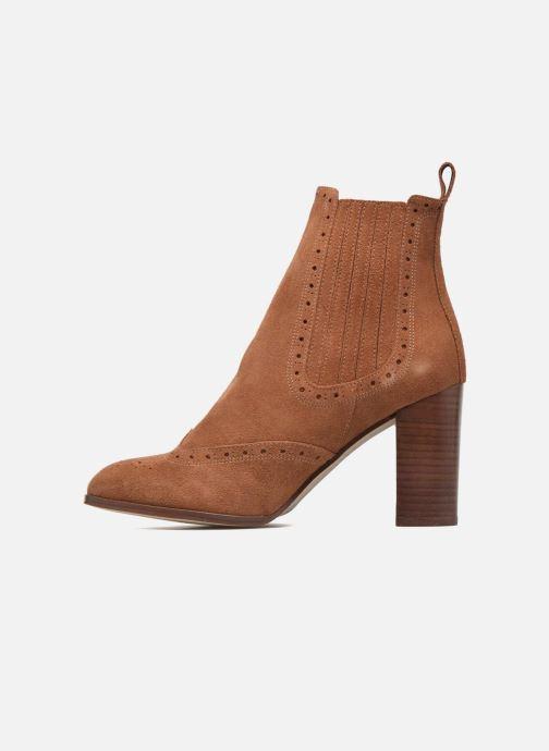 Jonak Cognac Et Croute Dulmy Bottines Boots HY9ED2IbeW