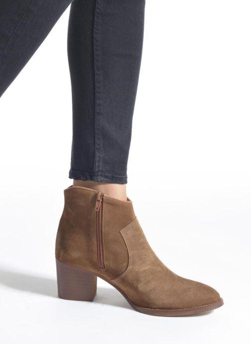 Jonak Bottines femme: : Chaussures et Sacs