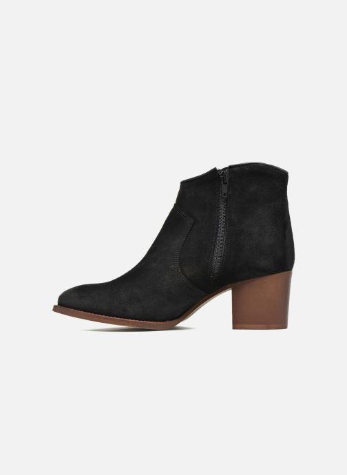 Boots en enkellaarsjes Jonak Dakota Zwart voorkant