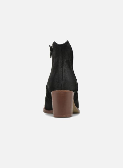 Ankle boots Jonak Dakota Black view from the right