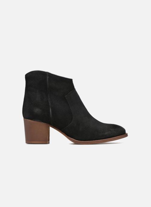 Boots en enkellaarsjes Jonak Dakota Zwart achterkant