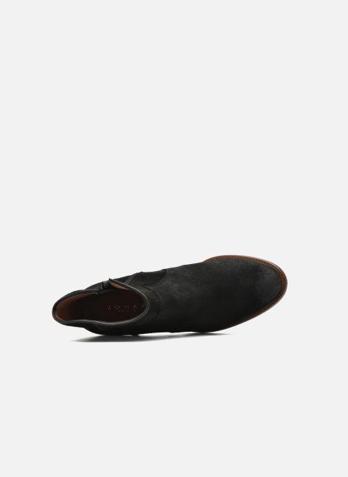 Boots en enkellaarsjes Jonak Dakota Zwart links