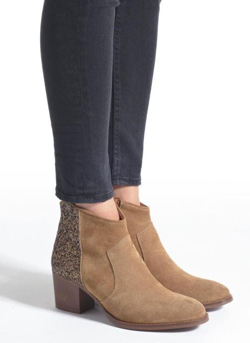 Boots en enkellaarsjes Jonak Dakota Oranje onder
