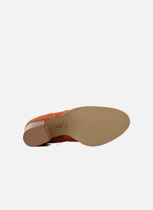 Bottines et boots Jonak Dakota Orange vue haut