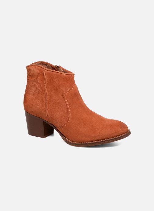 Boots en enkellaarsjes Jonak Dakota Oranje detail