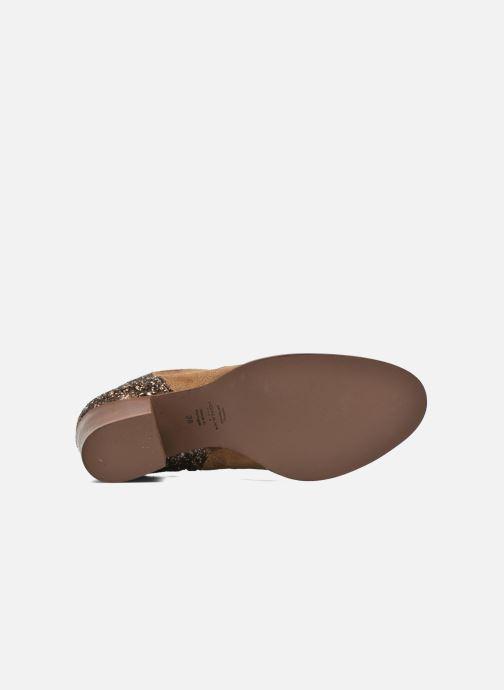 Jonak Dakota (Marron) Bottines et boots chez Sarenza (275910)