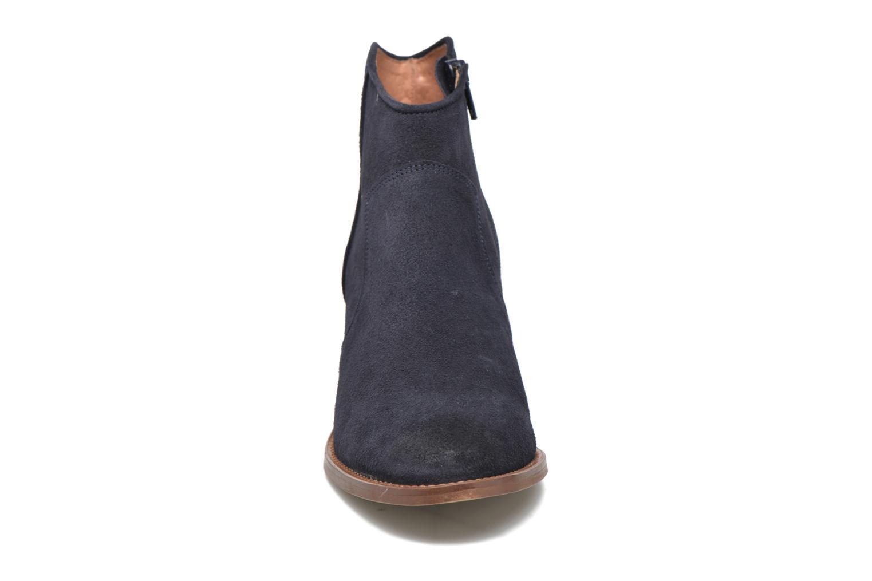 Bottines et boots Jonak Dakota Bleu vue portées chaussures