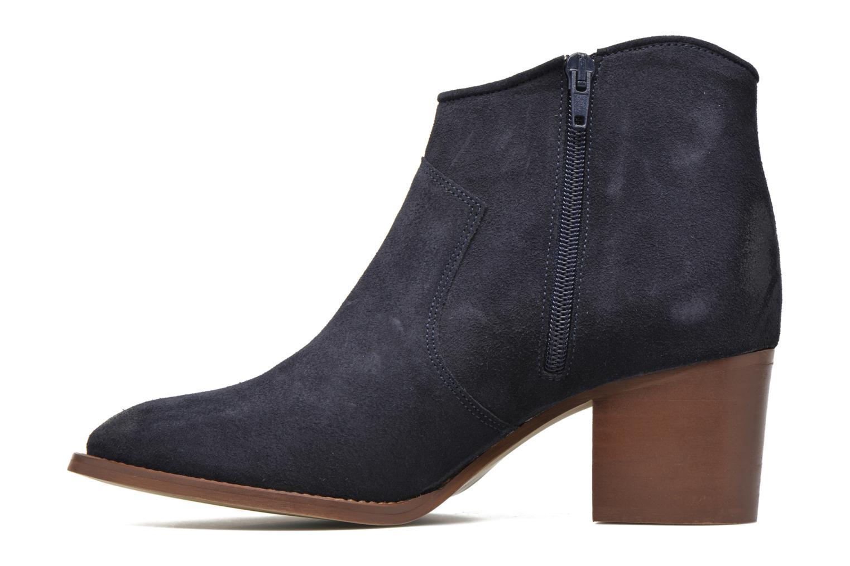 Bottines et boots Jonak Dakota Bleu vue face