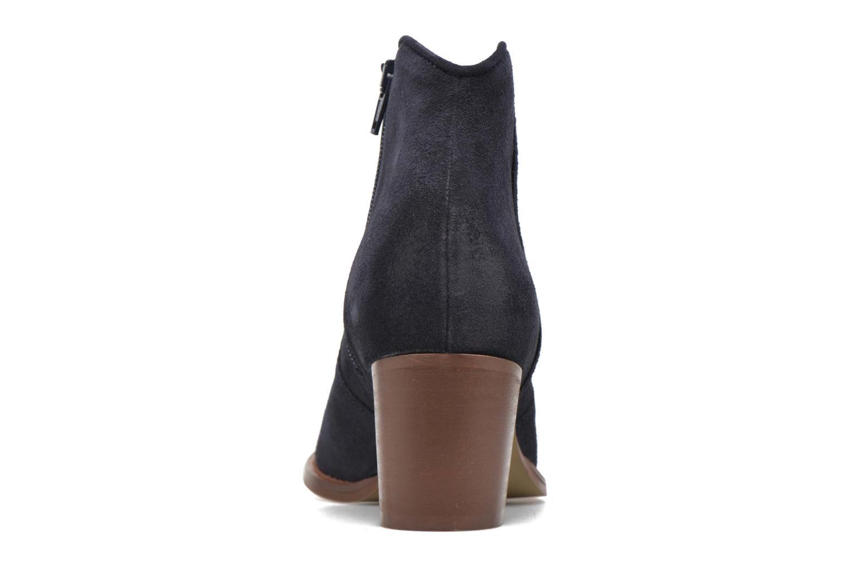 Bottines et boots Jonak Dakota Bleu vue droite
